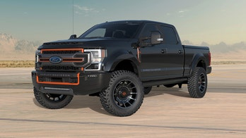 The Harley-Davidson Ford F-250 is a super (duty) truck