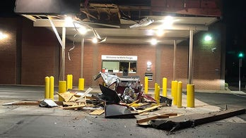 Utah ATM robbery botched despite use of stolen 'heavy equipment' to smash machine, police say