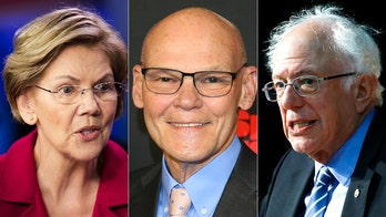 James Carville: Warren and Sanders don't seem like they're trying to win at this point