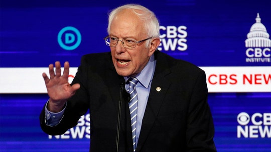 Fox News Poll: Sanders knocks Biden out of first, majority thinks Trump wins