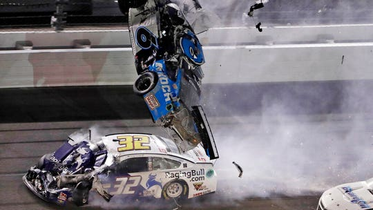 Ryan Newman confirms Daytona 500 crash gave him head injury