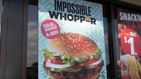 Burger King says it never promised Impossible Whoppers were vegan in lawsuit response