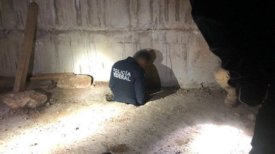 Hand-dug smuggling cross-border tunnel discovered near Arizona