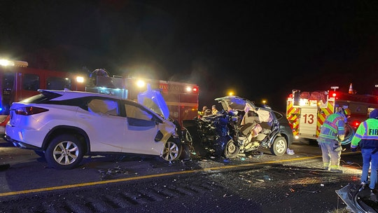 5 victims ID'd after deadly wrong way crash in Georgia