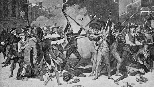 What made the Boston Massacre a pivotal turning point leading up to the American Revolution