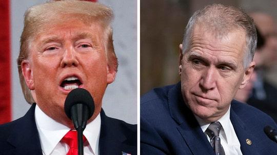 Fox News Poll: North Carolina voters split over Trump, Republican Sen. Tillis