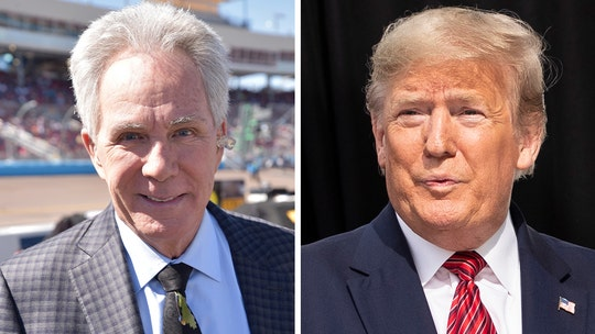 NASCAR legend Darrell Waltrip recalls joining Trump on landmark trip to Daytona 500