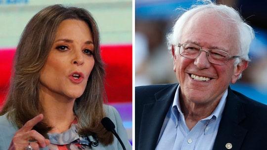 Marianne Williamson endorses Bernie Sanders: 'It's our turn now'