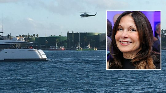 Florida ferry accident off exclusive island results in deaths of 2 socialites as Mercedes rolls into water