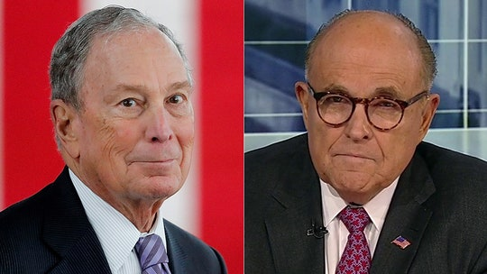 Rudy Giuliani says Bloomberg took stop-and-frisk policy too far: 'We understood the law'