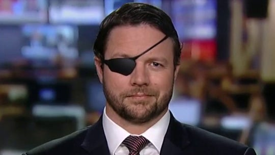 Dan Crenshaw praises California Dem who says 'lofty green energy goals' hurt working families