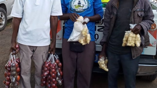 Kenyan peddlers arrested for using plastic bags risk jail terms, fines