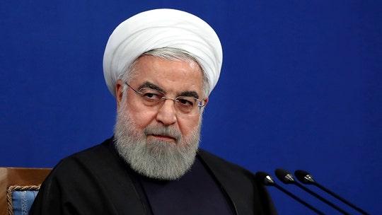 Iran's Rouhani says US 'maximum pressure' campaign 'has failed,' Trump doesn't want war