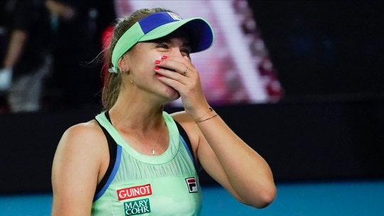 American Sofia Kenin wins Australian Open, marking first major title