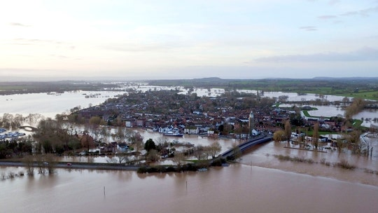Storm Dennis spawns major flooding in UK as 'danger to life' warnings issued