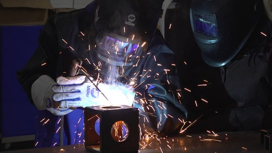 Demand grows for welding jobs in US as students turn away from trade schools