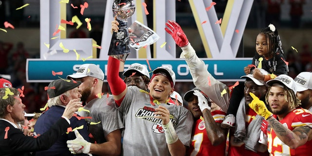 What's next for the Chiefs? (REUTERS/Shannon Stapleton)