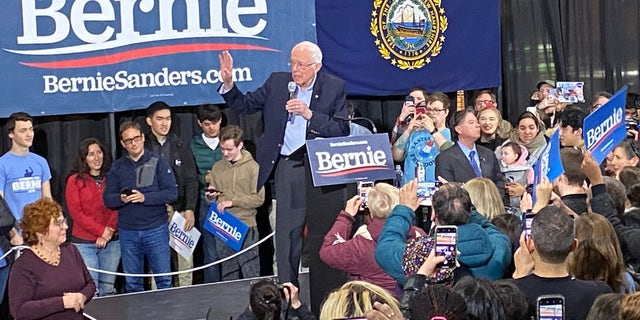Westlake Legal Group 1st-a-bernie2 Sanders hauls in a whopping $25 in January; using cash to expand staff, run ads in Super Tuesday states Paul Steinhauser fox-news/politics/elections/fundraising fox-news/politics/elections fox-news/politics/2020-presidential-election fox-news/politics fox news fnc/politics fnc eb2f6c2b-cb68-584d-ab07-adfe3c479e52 article Andrew Craft