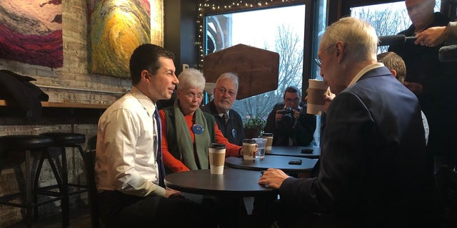 Westlake Legal Group 1st-a-buttgieg-nashua Buttigieg Rising: How ex-mayor aims to go 2-for-2 in New Hampshire and upend the 2020 race Paul Steinhauser fox-news/us/us-regions/northeast/new-hampshire fox-news/us/us-regions/midwest/iowa fox-news/politics/elections/polls fox-news/politics/elections fox-news/politics/2020-presidential-election fox-news/politics fox-news/person/pete-buttigieg fox-news/person/joe-biden fox-news/person/bernie-sanders fox news fnc/politics fnc article 53582417-06c5-5a13-a912-5594c91b03a2