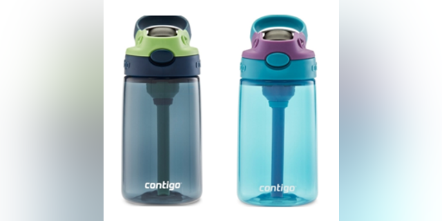 An example of the affected water bottle.