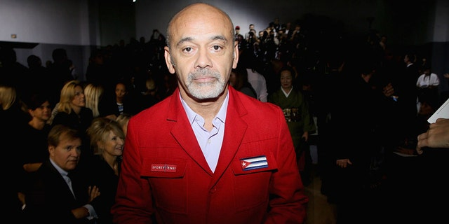 Christian Louboutin spoke out about his love of stilettos ahead of anew exhibition in Paris celebrating his work.