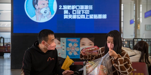 Westlake Legal Group AP20031262536366 Airlines now asking US-bound travelers about China visits amid coronavirus outbreak; some to be quarantined Janine Puhak fox-news/world/world-regions/china fox-news/travel/general/airports fox-news/travel/general/airlines fox-news/travel fox-news/lifestyle fox-news/health/infectious-disease/coronavirus fox-news/health fox news fnc/travel fnc article 7f7e3f80-6bbd-5e5f-a8d7-5f4c0917e415