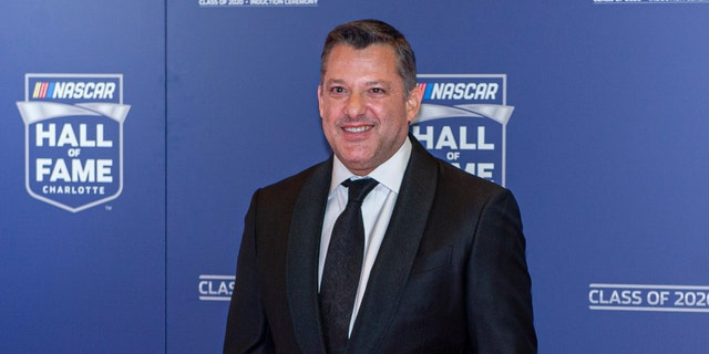 Westlake Legal Group AP20031834224910 NASCAR champ Tony Stewart thanks ex-girlfriends in Hall of Fame speech fox-news/auto/nascar fox-news/auto/attributes/racing fnc/auto fnc Associated Press article 9a182136-4a2e-513e-af45-f4cdea2bb222