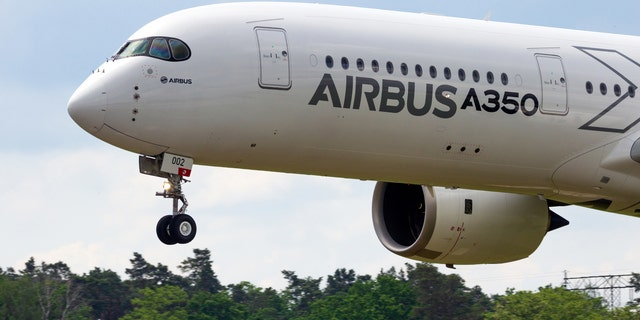Westlake Legal Group AirBusa350Istock Airbus A350 cockpits must have liquid-free 'zones' after spills keep causing engine issues: EU authority Michael Bartiromo fox-news/travel/general/travel-safety fox-news/travel/general/airports fox-news/travel/general/airlines fox-news/travel fox-news/food-drink/drinks/coffee fox news fnc/travel fnc c0d85e9e-172c-5884-b0a2-5a190789a169 article