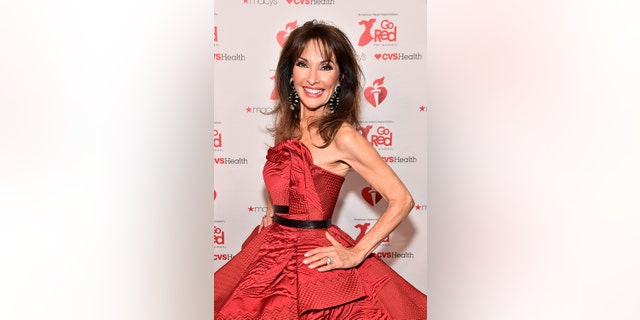 Susan Lucci admitted she suffered a major heart health scare.