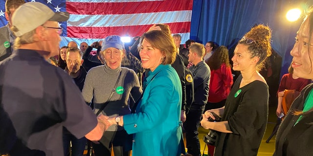 Klobuchar says she's moving on to New Hampshire 'no matter what'
