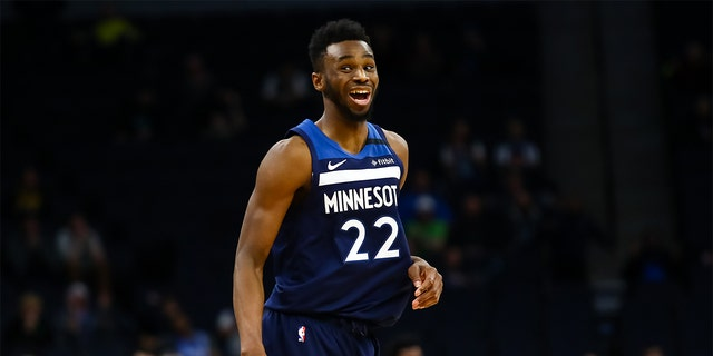 Andrew Wiggins. (David Berding/Getty Images)