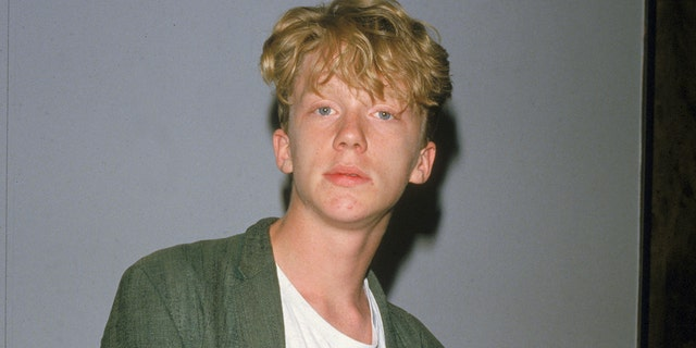 Actor Anthony Michael Hall had a major growth spurt while filming 'The Breakfast Club.'
