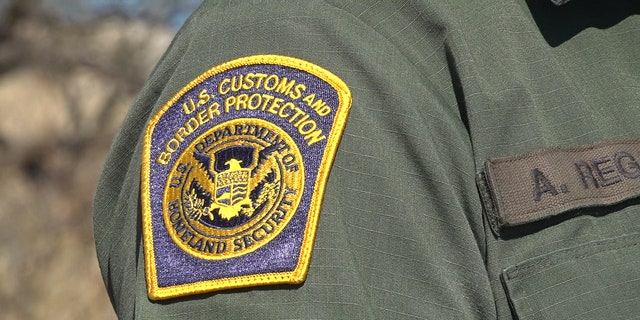 U.S. Customs and Border Protection patrolling in Nogales, Arizona. (Stephanie Bennett/Fox News).