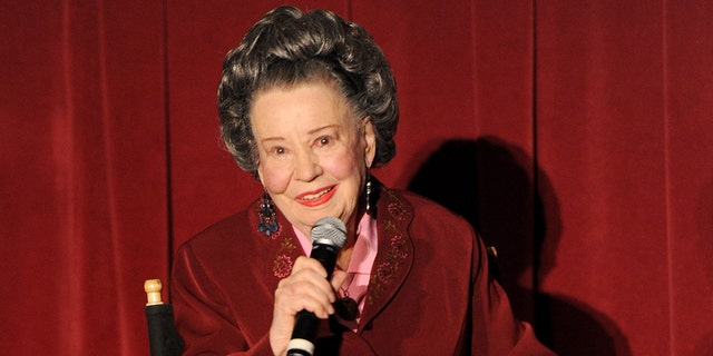 HOLLYWOOD, CA - APRIL 13: Diana Serra Cary, also know as actress Baby Peggy Montgomery, died at age 101.