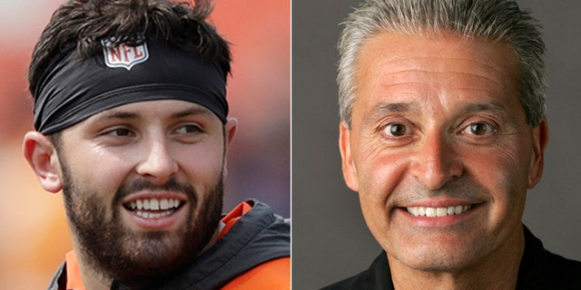 animals ESPN Cleveland suspended analyst Tony Grossi indefinitely for calling Browns quarterback Baker Mayfield a derogatory slur.