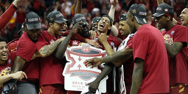 Iowa State won the Big 12 title in 2019. (Photo by Jamie Squire/Getty Images)
