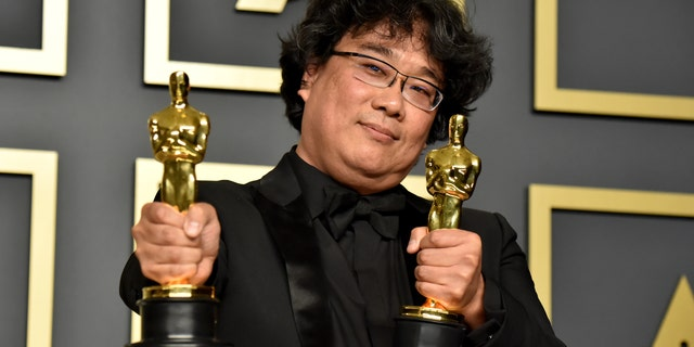 2020 was a landmark year for the Oscars when Bong Joon Ho's 'Parasite' took home the award for best picture.