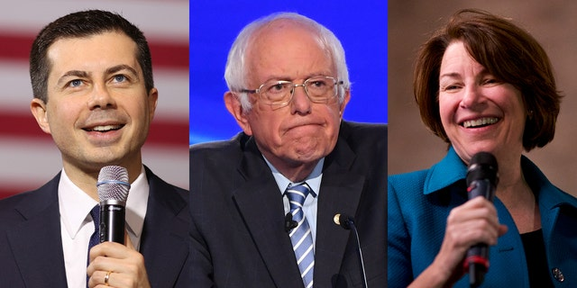 Bernie Sanders, Pete Buttigieg and Amy Klobuchar have appeared on Fox News, while other Democratic candidates stay away from the network.
