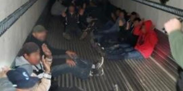 Westlake Legal Group CBP Border Patrol agents find 26 illegal immigrants hiding inside tractor-trailer in California, officials say fox-news/world/world-regions/location-mexico fox-news/us/us-regions/west/california fox-news/us/immigration/mexico fox-news/us/immigration/illegal-immigrants fox-news/us/immigration/border-security fox news fnc/us fnc Bradford Betz article 9c982614-1913-5cbc-9161-426c463ff797