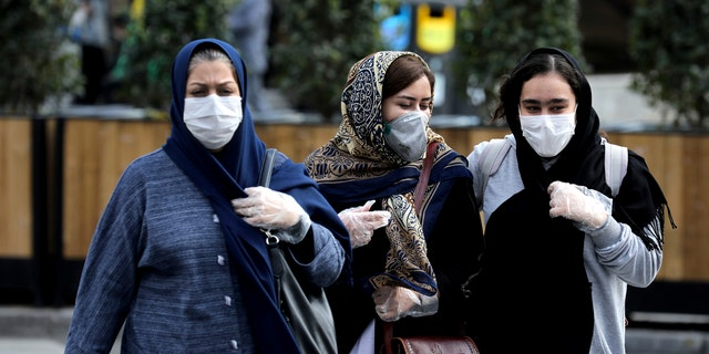Iran's health ministry raised Sunday the death toll from the new virus to 8 people in the country, amid concerns that clusters there, as well as in Italy and South Korea, could signal a serious new stage in its global spread.