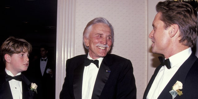 Westlake Legal Group Cameron-douglas-young Kirk Douglas: A look back at his rich family life Nate Day fox-news/entertainment/tv fox-news/entertainment/movies fox-news/entertainment/events/departed fox-news/entertainment/celebrity-news fox-news/entertainment fox news fnc/entertainment fnc article a047fca3-fa23-55d3-98ea-86def0299c01