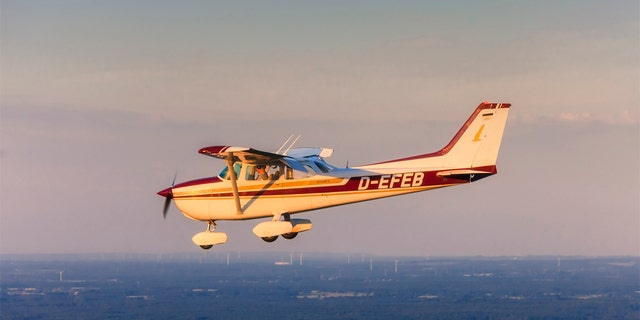 Authorities say asingle-engine Cessna 182 crashed in Louisiana on Thursday, killing all three occupants inside.
