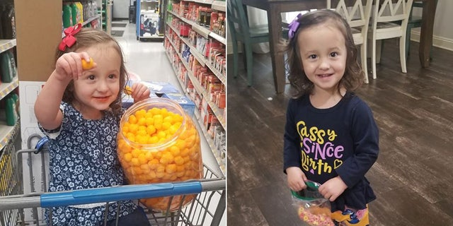 Charleigh Nicole Nelson, 2, had fallen approximately 15 feet below into a septic tank atthe Paradise Lagoons RV resort park in Aransas Pass.