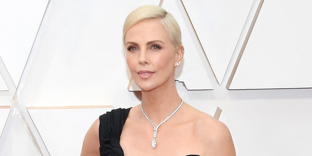 Charlize Theron attends the 92nd Annual Academy Awards. (Photo by Kevin Mazur/Getty Images)