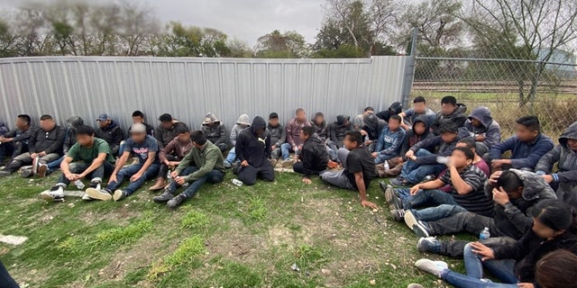 U.S. Customs and Border Protection agents in the South Texas corridor were called to an impound yard in Loredo sometime last week after an anonymous tipster called to report that a dump truck recently taken to the property was holding dozens of undocumented immigrants