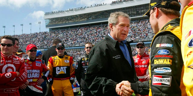 Daytona 500 Crowd Erupts With 'Four More Years' Chant For President Trump