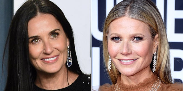 Gwyneth Paltrow recently hosted her friends, which included pal Demi Moore, for a night out and the Goop founder had one requirement: no cosmetics.