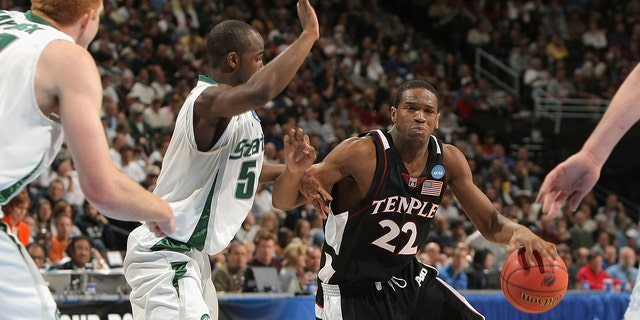 Dionte Christmas led Temple to two straight A-10 titles. (Photo by Doug Pensinger/Getty Images)