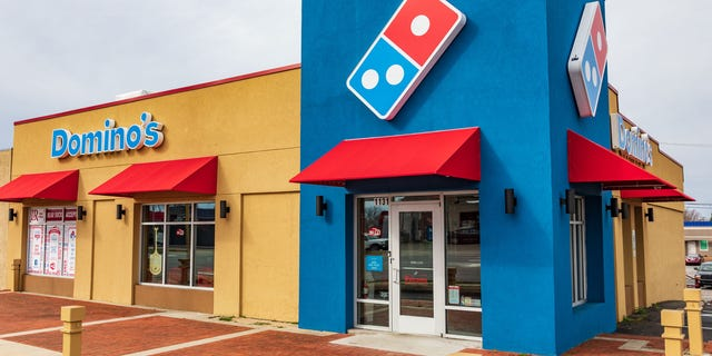 A Domino's driver was reportedly fired after a doorbell camera filmed him getting into an expletitive filled argument after not receiving a tip.