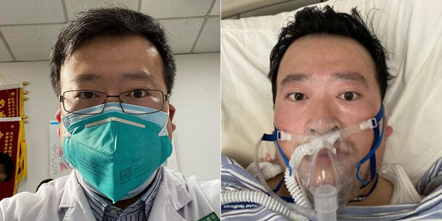 Li Wenliang had claimed that he shared his concerns about the virus in a private chat with other medical students before he was detained by authorities.